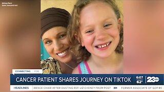 Cancer patient shares journey on TikTok