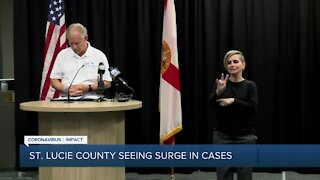 St. Lucie County to launch drive-thru mass COVID-19 vaccination clinic