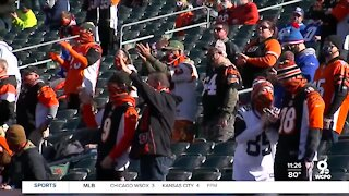 Bengals training camp is 'Christmas in July'