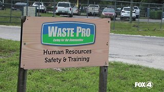TALE OF TRASH: Waste Pro and Cape Coral complaints