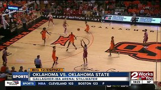 Oklahoma rallies from 19 points down to defeat Oklahoma State, 70-61