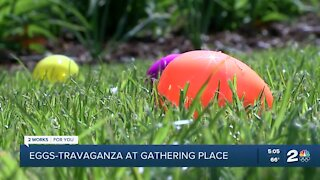 Gathering Place to host large Easter egg hunt