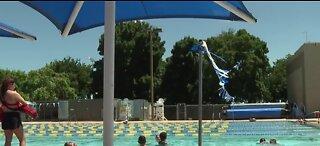 World's largest swim lesson today