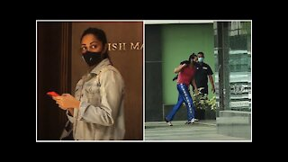 Kiara Advani at Manish Malhotra's House & Varun Dhawan at Dharma Productions | SpotboyE