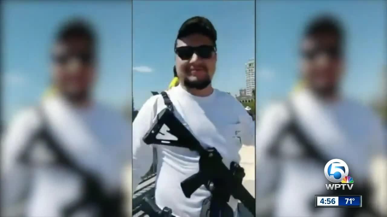 Palm Beach police social media post sparks controversy