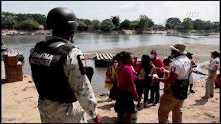 Harris Calls Mexico's President Over Migration