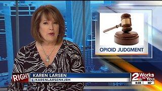Judge miscalculates opioid case award