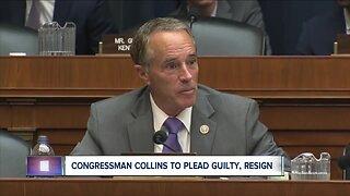 Congressman Chris Collins to plead guilty, resign