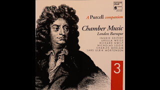 Henry Purcell = Chamber Music - Purcell Companion, Volume 3 [Complete CD]
