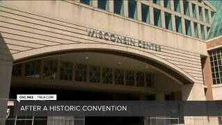 Wisconsin Center District CEO calls DNC a success as clean-up begins