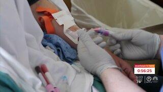 Doctors advocate monoclonal antibody infusions as coronavirus infections increase