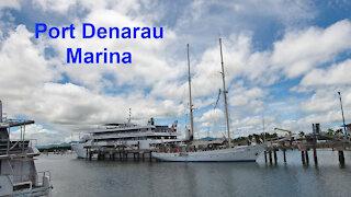 Port Denarau Marina, Fiji