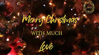 🌹 MERRY CHRISTMAS WISH - Reiki Energy Healing Video