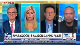 Dan Bongino: There's an Open War on Free Speech