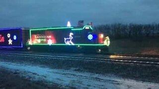 Il treno più natalizio di sempre!