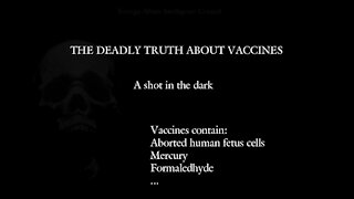 Vaccines, the deadly truth about.