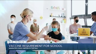 The Rebound: Vaccine Requirement for School