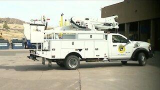 Utility companies prepare for storm