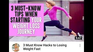 Losing weight Tricks