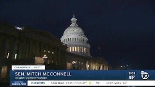 Senate debating COVID-19 relief bill