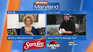 Sara Lee and Ravage Deli - Grilled Cheese Challenge