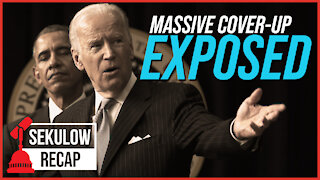 ACLJ Exposes Massive Obama-Biden Deep State Cover-Up