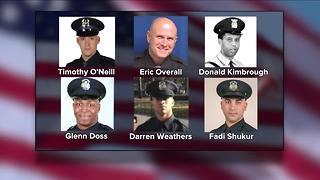 9/11 remembrance events held around metro Detroit