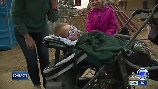 Colorado family is hoping to make their home handicap-accessible for son with rare genetic disorder