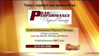 Peak Performance - 10/14/20