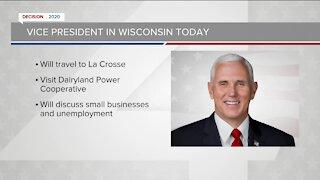 VP Mike Pence, VP candidate Kamala Harris to visit Wisconsin Monday