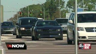 Traffic engineers forming 20 year Sarasota traffic plan