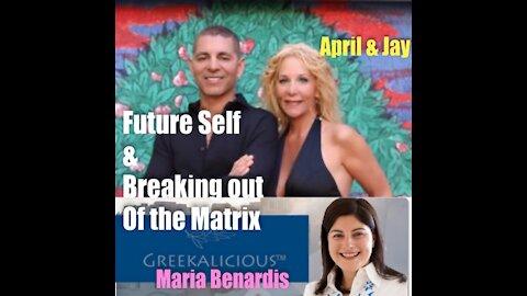 Jay & April – Mind Bomb – Breaking the Matrix & Awakening Your Ascended Master