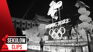 China: Home of Genocide, Not Olympics