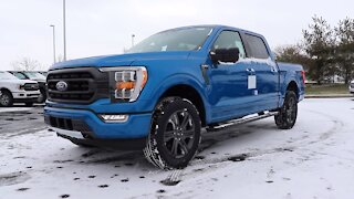 2021 Ford F150 XLT Loaded