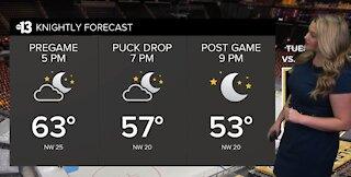 Knightly forecast: Feb. 16