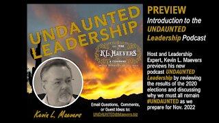 UNDAUNTED Leadership - Preview