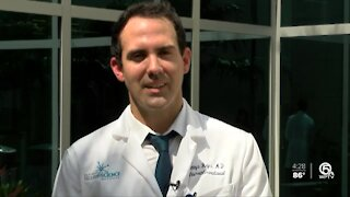 Delray Beach doctor helping save the lives of stroke patients