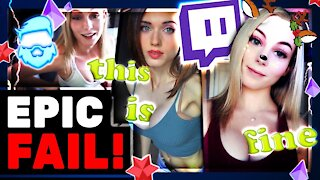"""Instant Regret! Twitch ROASTED Over New """"Simp Rule"""" & BLAMES Streamers!"""