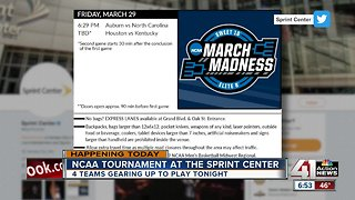 What to know before heading to Sprint Center for Sweet 16