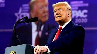 Media Hysteria Over President Trump's CPAC Speech