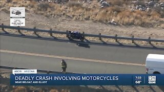 Motorcyclists killed in West Valley crash