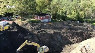 Tons of MSD waste being removed from Ky. riverfront property