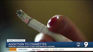 UArizona College of Medicine launches study to help new moms quit smoking