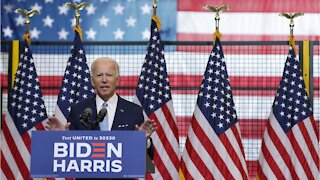 Biden Slams Trump For COVID-19 Response