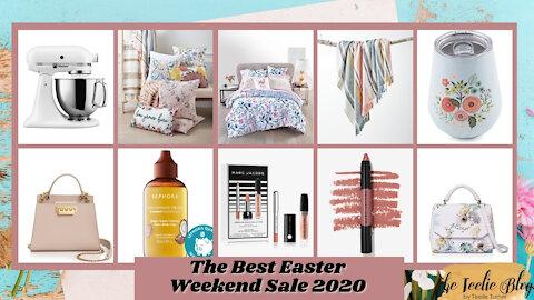 The Teelie Blog | The Best Easter Weekend Sale 2020 | Teelie Turner