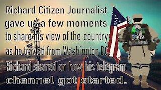 Richard Citizen Journalist at CPAC