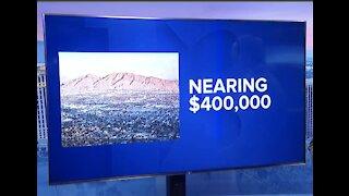 Housing prices nearing $400K in Las Vegas