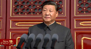 China's Xi warns 'bullies' will 'face broken heads and bloodshed'