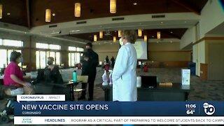 New COVID-19 vaccine site opens in Coronado