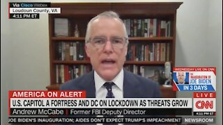 McCabe: The Profiles of Trump Supporters Are Like Those Who Travel to Syria to Join ISIS